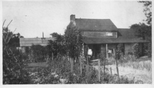 Daniel and Elizabeths house, July 1922